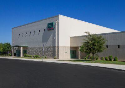 Rivera School Projects – Gymnasium