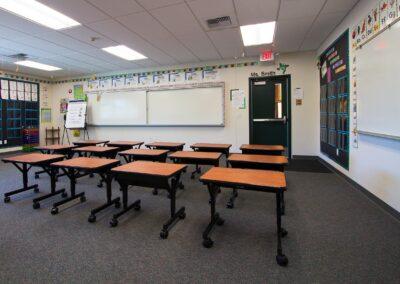 Rivera School Projects – Classroom Addition